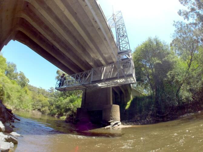 Under Bridge Unit