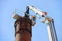 Chimney and shot Tower Inspections