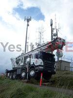 Changing communication antennas